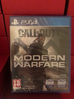 Used Ps4 cod modern warfare(Brand new) in Dubai, UAE