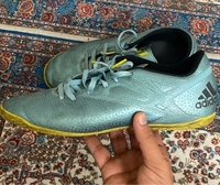 Used Adidas football boat (size:43) in Dubai, UAE
