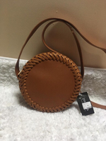 Used Papaya Brown Round Bag in Dubai, UAE
