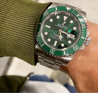 Used Rolex first class copy submarine edition in Dubai, UAE