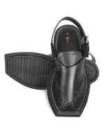 Used Mens sandal from j. Brand new with tag. in Dubai, UAE