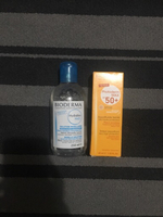 Used Bioderma Micellaire with free sunblock  in Dubai, UAE