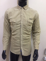 Used Corduroy Safari Shirt - Size XL in Dubai, UAE