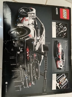 Used Lego technic Porshe 911 RSR 42096   in Dubai, UAE
