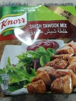 Used Knorr shish tawook mix 30g 5pcs in Dubai, UAE