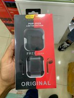 Used Haino Teko wireless airpods black in Dubai, UAE
