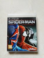 Used Spiderman shattered dimensions ps3 in Dubai, UAE