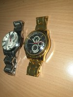 Used Watch Set. (2 piece) in Dubai, UAE
