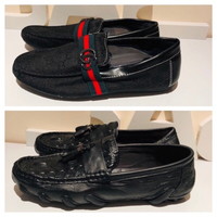 Used Casual men's shoes size 42 Loafers  in Dubai, UAE