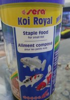 Used Staple food for fish in Dubai, UAE