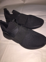 Used Sneakers black shoes  in Dubai, UAE