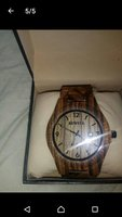 Used Wood watch for man... in Dubai, UAE