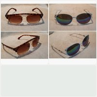 Used Special offer 2 pcs fashionable sungglas in Dubai, UAE