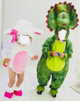 Used Little Lamb Costume  in Dubai, UAE