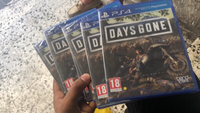 Used Ps4 days gone in Dubai, UAE