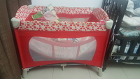 Used Baby crib in good condition in Dubai, UAE