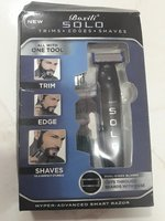 Used All with one tool TRIM EDGE SHAVE set in Dubai, UAE