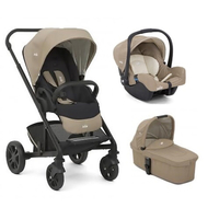 Used Joie stroller with infant car seat in Dubai, UAE