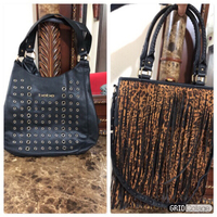 Used bebe and Steve Madden preloved bag in Dubai, UAE