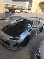Used Toyota 86 2013 with US modifications  in Dubai, UAE