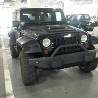 Used Jeep Wrangler Sport Tornado kit