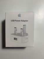 Used Apple 5w adapter seal pack  in Dubai, UAE