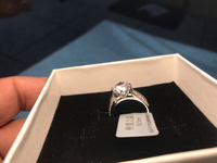 Used Luxurious simulated diamond ring  in Dubai, UAE
