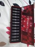 Used Lipstick 12pcs  MAC in Dubai, UAE