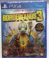 Used Ps4 borderlands in Dubai, UAE