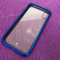 Used 2 X Magnetic Back Cover for IPhone X in Dubai, UAE