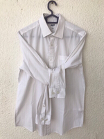 Used Formal White shirt (New) in Dubai, UAE