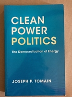 Used Clean Power Politics by Joseph P. Tomain in Dubai, UAE