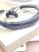Used Earbuds level u blue in Dubai, UAE