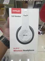 Used New Wireless BT Headset #White Colour in Dubai, UAE