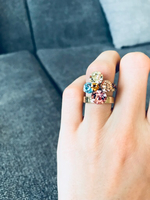 Used Jessica Simpson ring  in Dubai, UAE