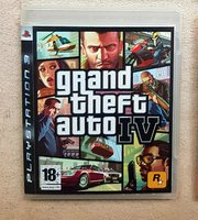Used Grand Theft Auto 4 for PS3 in Dubai, UAE