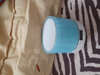 Used Mini bluetooth speaker blue lighting in Dubai, UAE