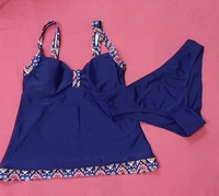 Used 2 sets of 2pcs seperate swimwear, M size in Dubai, UAE