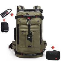 Big backpack 40L plus extra