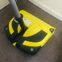 Used Cordless Electric Broom K55 by KARCHER in Dubai, UAE