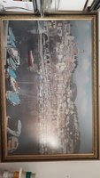Used Wall portrait, 5000 pcs puzzle in Dubai, UAE