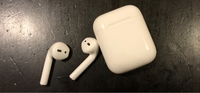 Used Original AirPods with case  in Dubai, UAE