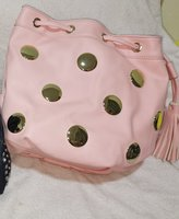 Used Pink women bag in Dubai, UAE