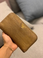 Used Original Prada long wallet in Dubai, UAE