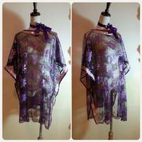 Used Brand new purple top fashion in Dubai, UAE