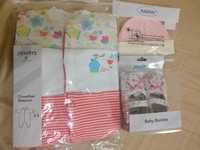 Used Baby girl bundle in Dubai, UAE
