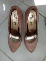 Used Preloved shoes size 36 🎀 in Dubai, UAE
