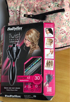 Used BaByliss PARIS Twist secret, starter Kit in Dubai, UAE
