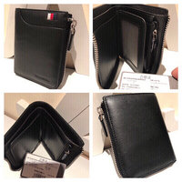 Used black williampolo leather wallet in Dubai, UAE