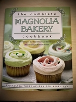 Used Magnolia Bakery Cookbook in Dubai, UAE